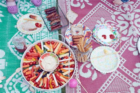 how to throw a summer backyard party how to throw a summer garden party sophie robinson