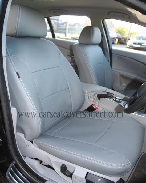 bmw car cover 5 series bmw 5 series e60 grey seat covers car seat covers direct