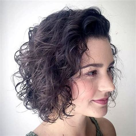 chin length haircuts for curly hair 50 messy bob hairstyles for your trendy casual looks