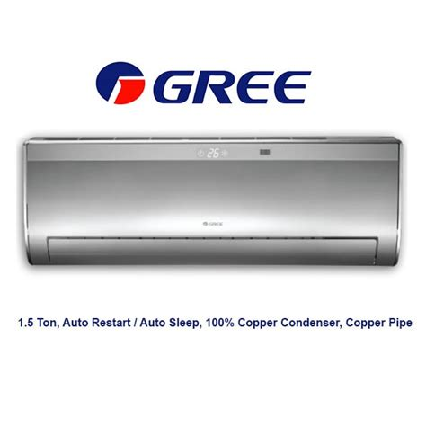 Ac 1 2 Pk Gree Gwc05moo gree 18ug3s 1 5 ton split air conditioner best price specification available in pakistan