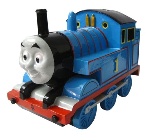 thomas the train l thomas the train tank engine coin bank ebay