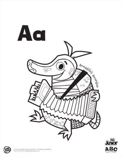 printable animal abc book a free printable abc animal orchestra coloring book to