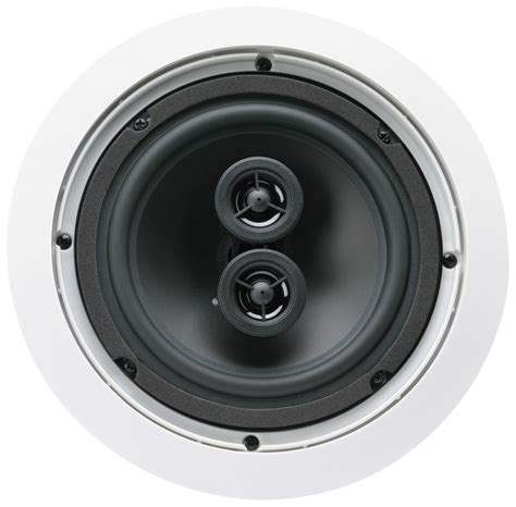 Ceiling Speakers With by M622c 6 5 Quot Musica 8 Ohm Dual Voice Coil In Ceiling Speaker