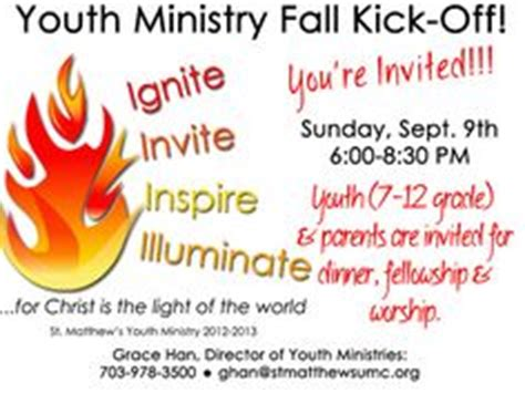 Invitation Letter For Youth Fellowship Youth On