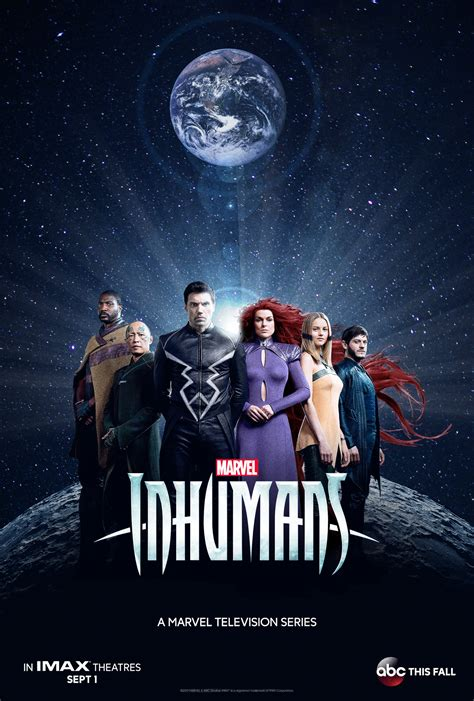 film marvel inhumans inhumans poster by tclarke597 on deviantart