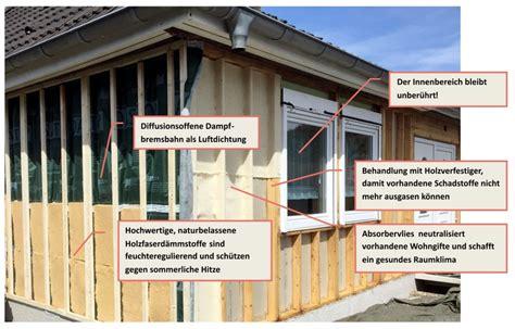 Okal Fertighaus Asbest by Fertighaus Asbest Cool Asbest Kann Zur Tdlichen Gefahr