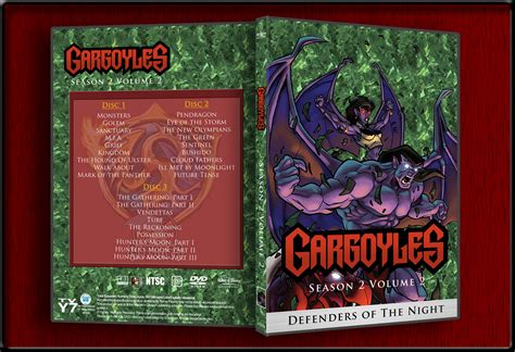 deviant condemned volume 5 books gargoyles season 2 vol 2 by scavgraphics on deviantart