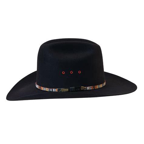 Felt Hats By Mademoiselle Ombrelle 2 by Akubra Bronco Western Felt Hat