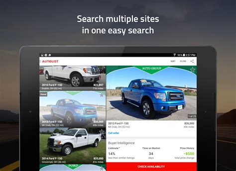 Used Car Apps For Android by Used Cars And Trucks For Sale Android Apps On Play