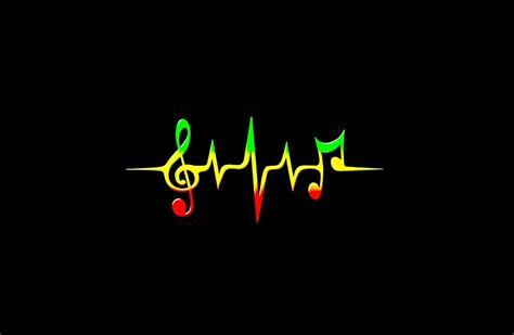 regea music quot music pulse reggae sound wave rastafari jah jamaica