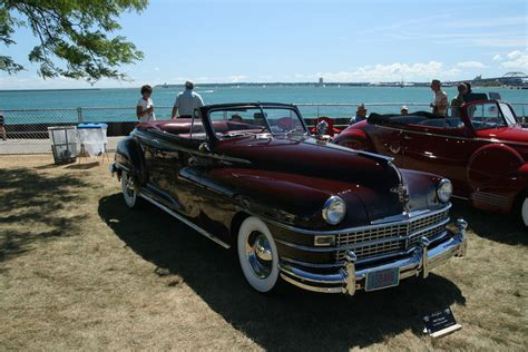 1947 Chrysler New Yorker by 1947 Chrysler New Yorker Convertible Images Pictures And