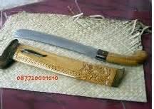 Golok Kerja Baja Per Murah Model Acdh163 toko pisau koleksi senjata tradisional indonesia
