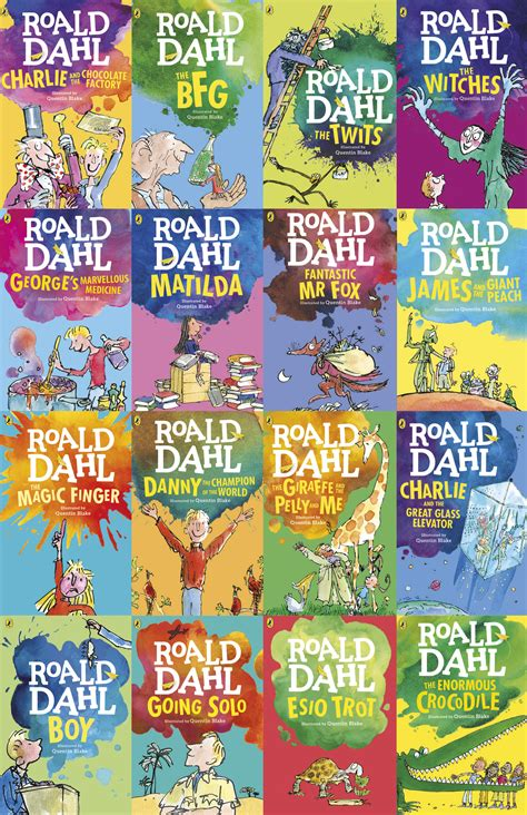 pictures of roald dahl books saw this thought of you the intro to matilda childfree