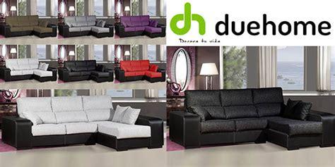 chollo sofa chollo sof 225 con chaise longue duehome de 3 plazas por s 243 lo