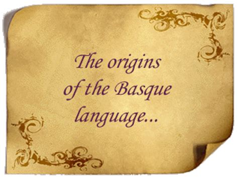 the basque history of history of basque historical introduction