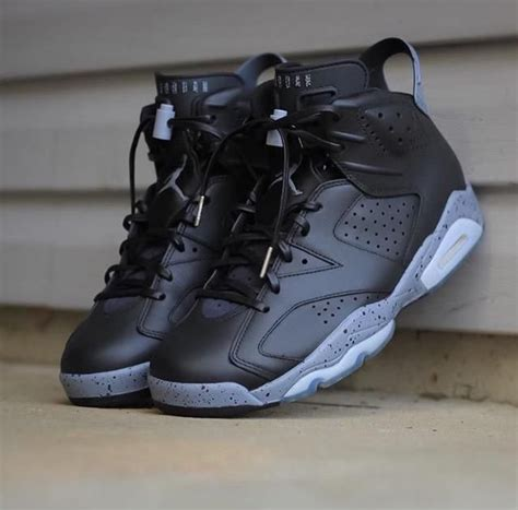 air jordan 6 couples c everything nike on cement and black