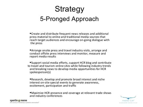 Pr Coverage Report Template A Travel Pr Plan By Sperlingreene Pr And Marketing