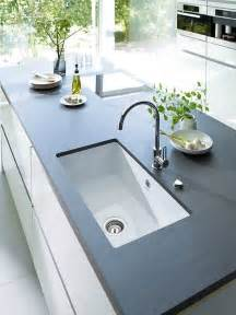slate countertops for your kitchen and bathroom