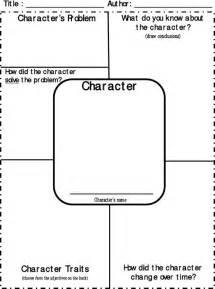 Character Map Template by Character Traits Character Map Great One Also Has A