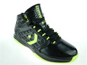 neon yellow basketball shoes converse defcon mid new mens black neon volt yellow
