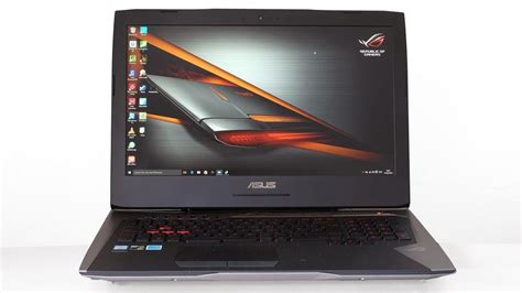 Laptop Asus Rog G752 asus rog g752 review pc advisor