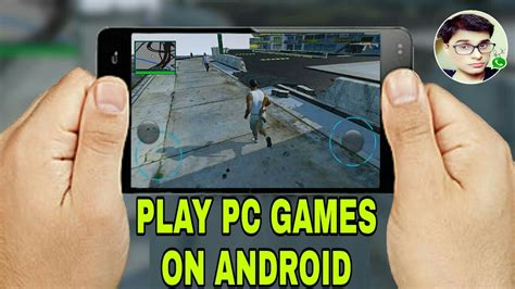 how to play android on pc how to play pc on android without root 2017