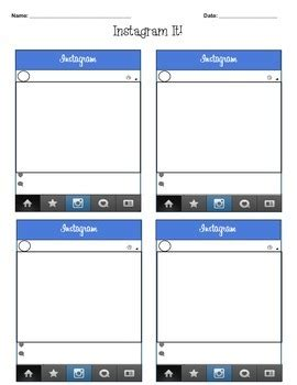 Instagram Template Pack Template Students And Learning Instagram Template For Students