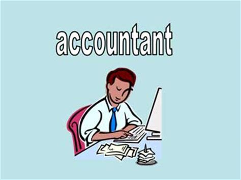 Can You Sit For The Cpa With A Mba by Accountant Sitting At His Desk