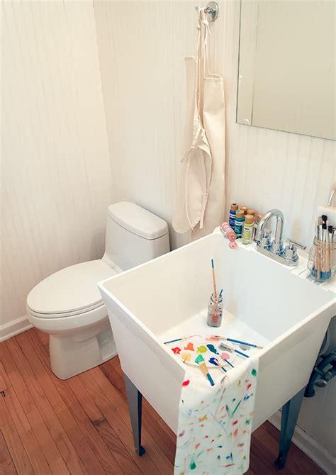 bathroom utility sink utility sink in bathroom befon for