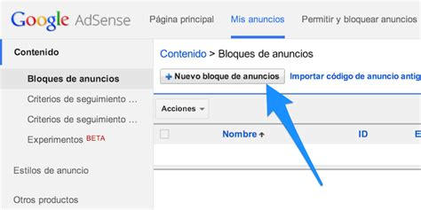 adsense español manual google adsense espa 241 ol