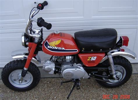 Honda Mini Motorcycle by Motorcycle I Rode T Been The Same Since