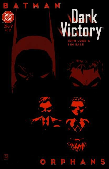 libro batman dark victory batman dark victory 5 love issue