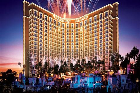 Treasure Island, Las Vegas Resorts & Reviews   Escapes.ca