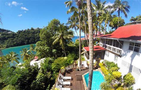 St Lucia Villa Cottages by Quot Villa Lucia Quot A Cottage Style Villa In Marigot Bay