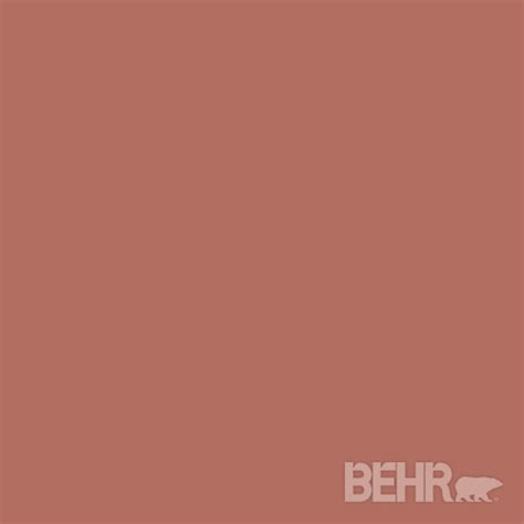 behr 174 paint color terra cotta urn ppu2 12 modern paint by behr 174