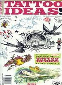 tattoo design magazine tattoo ideas magazine subscription whsmith