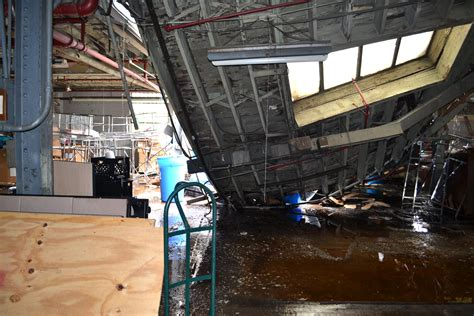 pauls warehouse location svdp warehouse roof collapses in of catholic telegraph