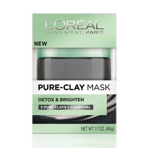 L Oreal Detox Clay Mask Review Makeupalley by L Oreal Detox Brighten Mask Clay Mask Reviews
