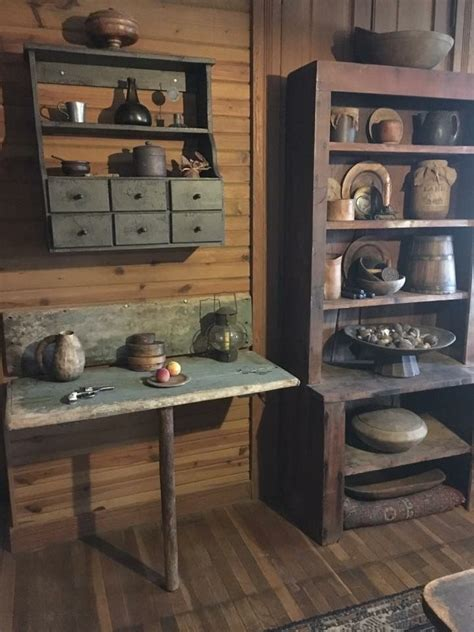 primitive kitchen furniture 450 best primitive kitchens images on cottage kitchens country kitchens and