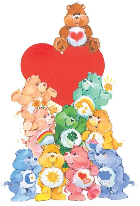 painting care bears pin by gmc 75 on ositos cari 241 osos