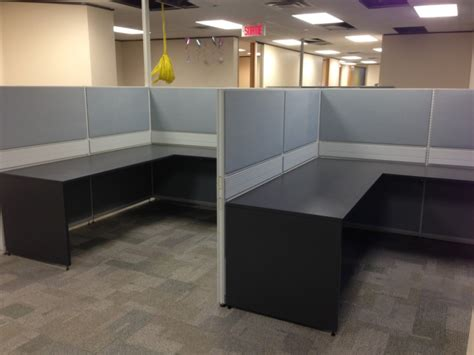 used office cubicles teknion global boulevard used