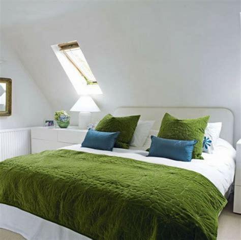 coole kleine innen schlafzimmer deko ideen gr 252 ne farbe - Schlafzimmer Paint Colors