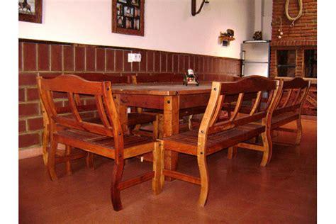 futon y diseño mesas de madera y hierro modernas