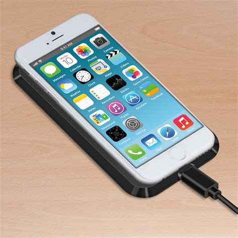 wireless charging station kwmobile wireless charging station for apple iphone 6 6s