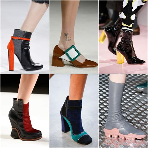 Fall Shoe Trends fall shoe trends of 2016 101fashiontips
