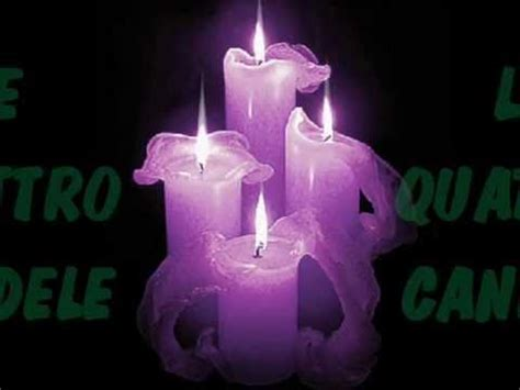 la storia delle 4 candele speranza storia delle quattro candele doovi