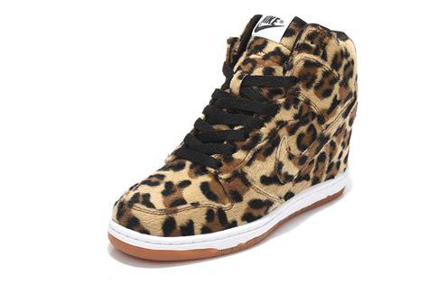 leopard sneakers nike nike dunk leopard print sneakers progress
