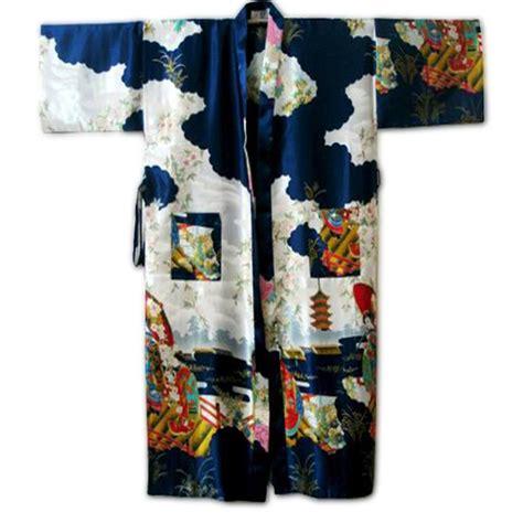 new arrival 10color kimono robe gown silk rayon sleepwear