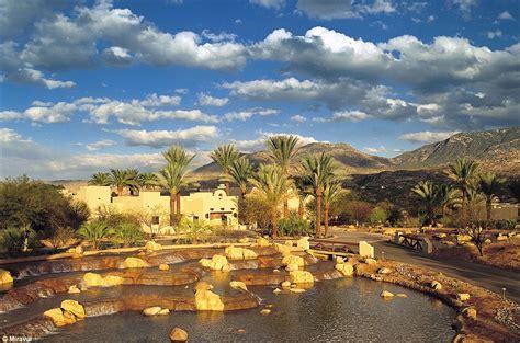 Foot Detox In Tucson Az by Wellness On Lake Wakatipu A Ranch In Arizona And Total