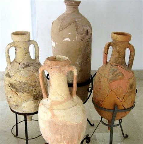vasi romani conservazione degli alimenti presso i romani